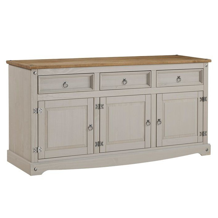 """Wood Within Caila 60"""" Wide 3 Drawer Sideboards (View 5 of 20)"""