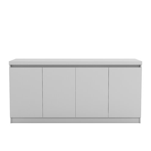 """Wrought Studio Miruna 63"""" Wide Wood Sideboard & Reviews Within Most Current Benghauser 63"""" Wide Sideboards (View 5 of 20)"""