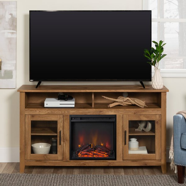 """Zipcode Design Kohn Tv Stand For Tvs Up To 65"""" With For Famous Dallas Tv Stands For Tvs Up To 65"""" (View 3 of 20)"""