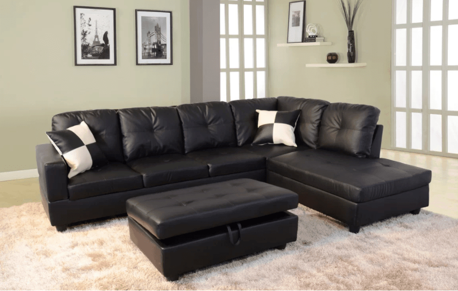 [%100 Awesome Sectional Sofas Under $1,000 (%%currentyear Throughout Favorite Wynne Contemporary Sectional Sofas Black wynne Contemporary Sectional Sofas Black Intended For Recent 100 Awesome Sectional Sofas Under $1,000 (%%currentyear 2019 Wynne Contemporary Sectional Sofas Black Inside 100 Awesome Sectional Sofas Under $1,000 (%%currentyear fashionable 100 Awesome Sectional Sofas Under $1,000 (%%currentyear Inside Wynne Contemporary Sectional Sofas Black%] (View 6 of 20)