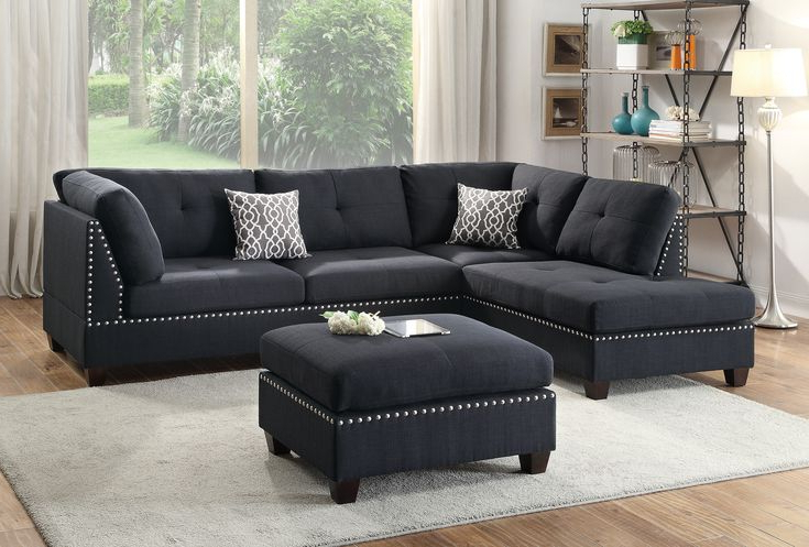 13 Photos Of 3 Piece Sectional Sofa Microfiber With In 2018 Copenhagen Reversible Small Space Sectional Sofas With Storage (View 5 of 20)