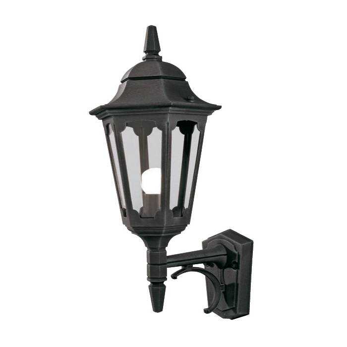 15727 – Up Wall Lantern In Textured Black – Distinctive For Most Current Merild Textured Black Wall Lanterns (View 19 of 20)