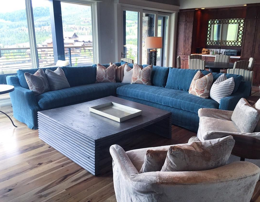 2018 1,817 Followers, 770 Following, 1,032 Posts – See Within Brayson Chaise Sectional Sofas Dusty Blue (View 14 of 20)