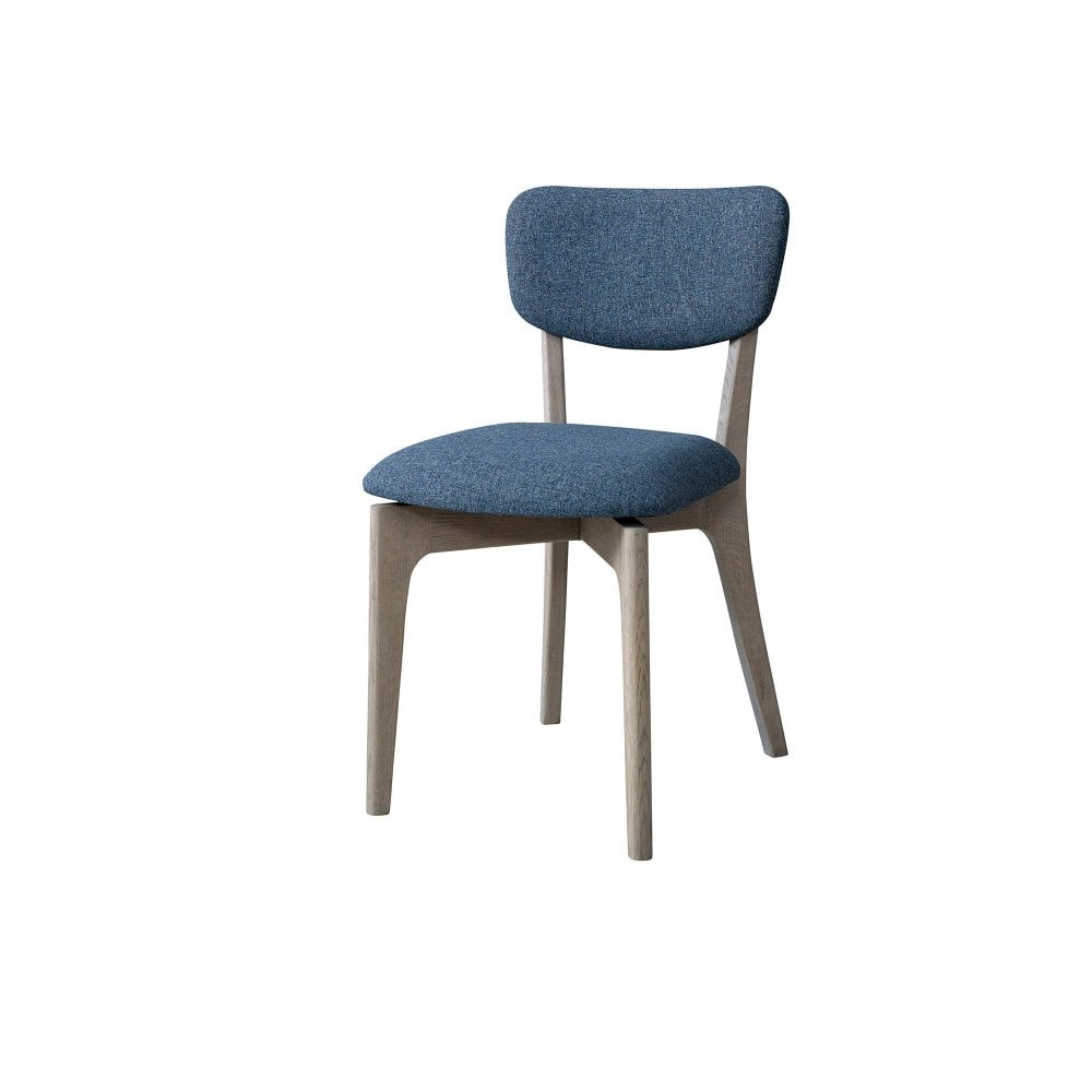 2018 Artisan Blue Sofas In Winsor Artisan Dining Chair – Blue Fabric – Smiths The (View 20 of 20)