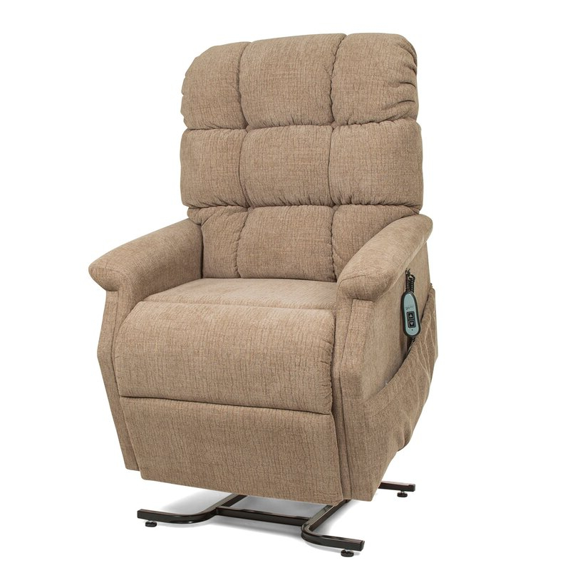 2018 Westland And Birch Vescio Reclining Heated Full Body Intended For Navigator Power Reclining Sofas (View 3 of 20)