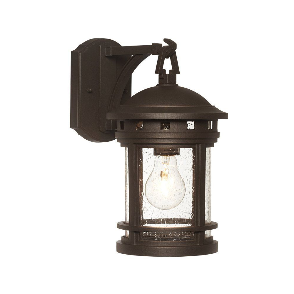 2019 Designers Fountain 2371 Orb Sedona Wall Lanterns, Oil With Jordy Oil Rubbed Bronze Outdoor Wall Lanterns (View 6 of 20)