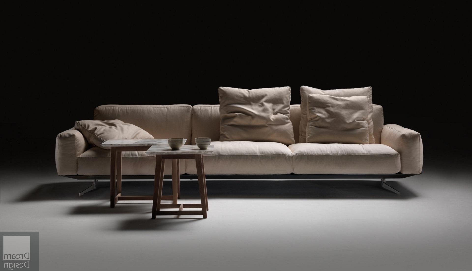 2019 Dream Navy 2 Piece Modular Sofas Throughout Flexform Soft Dream Modular Sofa – Dream Design Interiors Ltd (View 19 of 20)
