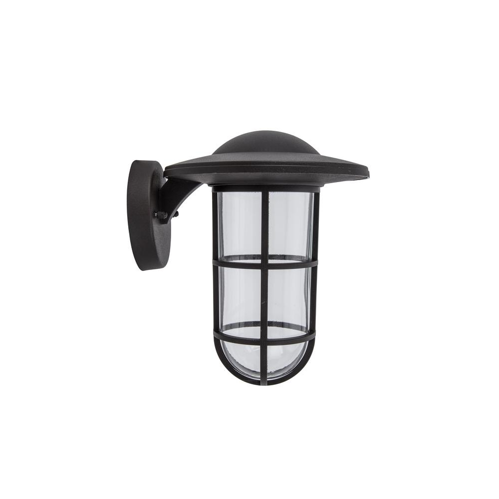2019 Jordy Oil Rubbed Bronze Outdoor Wall Lanterns With Regard To Lutec Coastal Niantic 1 Light Oil Rubbed Bronze Outdoor (View 17 of 20)