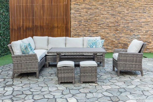 2pc Maddox Left Arm Facing Sectional Sofas With Cuddler Brown Regarding Latest New Arrivals At Gardner White (View 19 of 19)