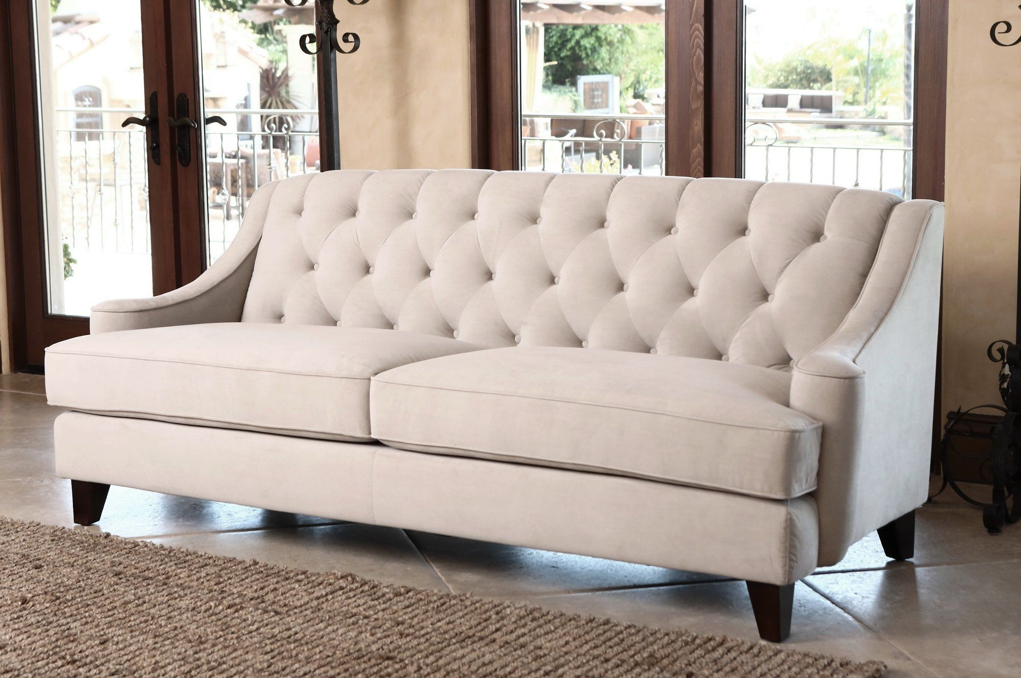 Abbyson Living, Tufted Sofa, Best Sofa (View 4 of 20)