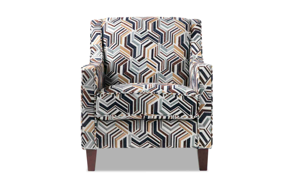 Accent Chairs, Furniture, Pattern (View 3 of 20)