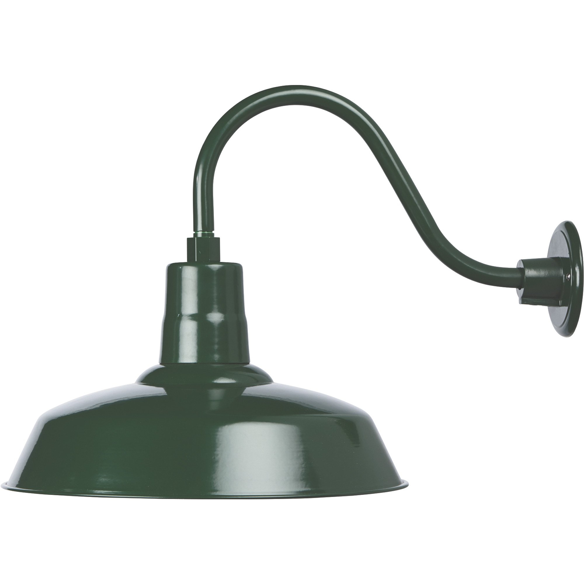 Aleena Outdoor Barn Lights For Most Popular Strongway Multi Mount Outdoor/indoor Barn Light — 16in (View 6 of 20)