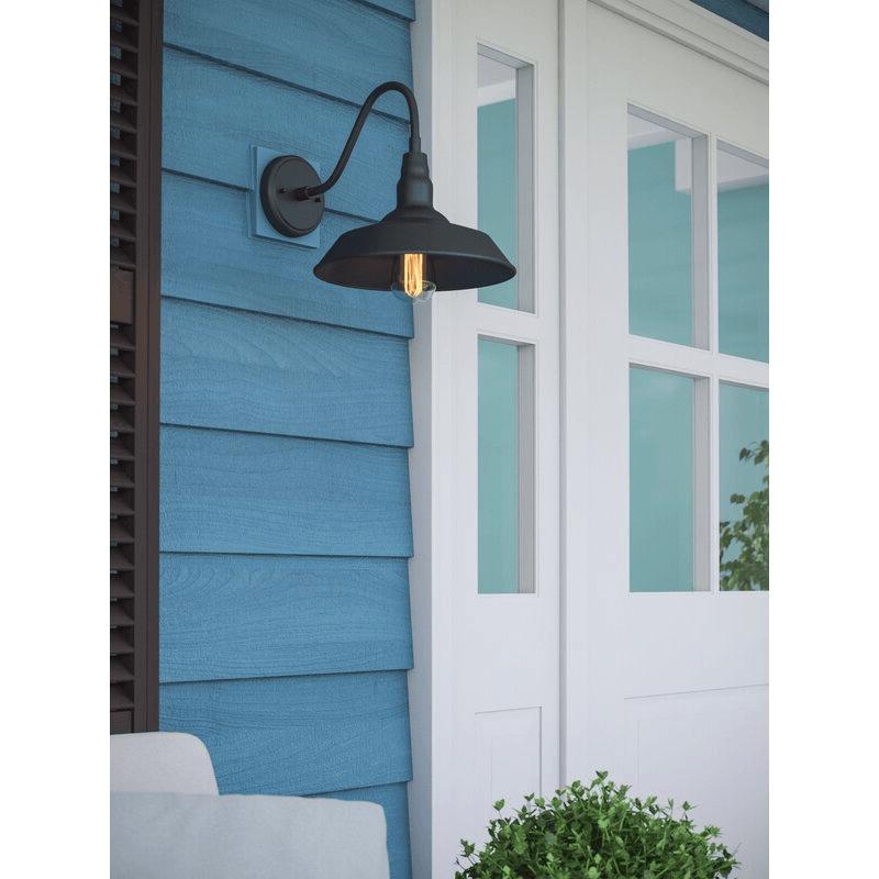 Aleena Outdoor Barn Lights For Well Known Aurelia Outdoor Barn Light – Bigbigmart (View 20 of 20)