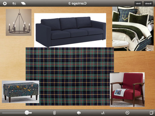Annette Navy Sofas In Newest Sick Of Neutral! What Color Sofa? (View 10 of 20)