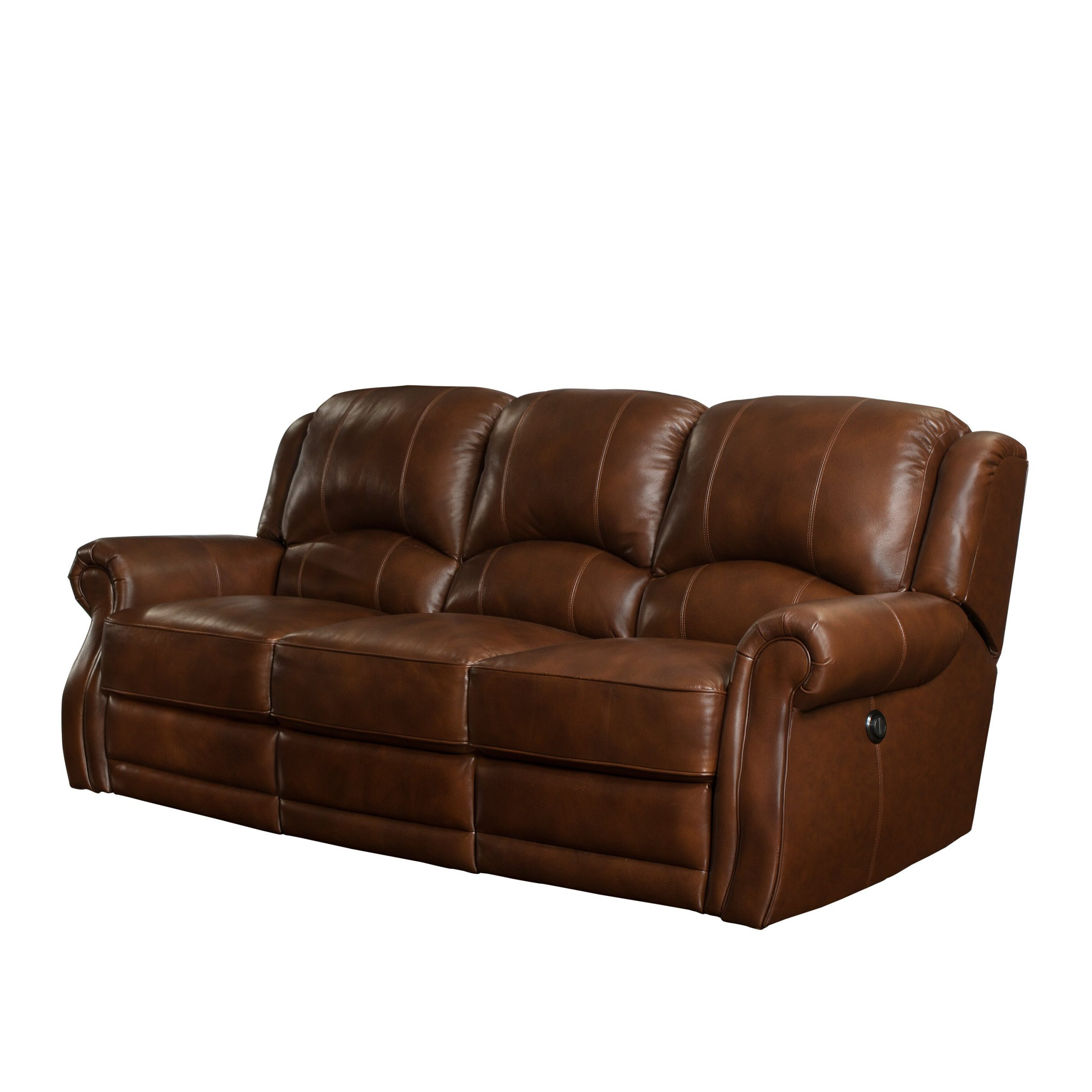 Barcalounger Cedar Hill Casual Comforts Power Leather For Preferred Charleston Power Reclining Sofas (View 12 of 20)