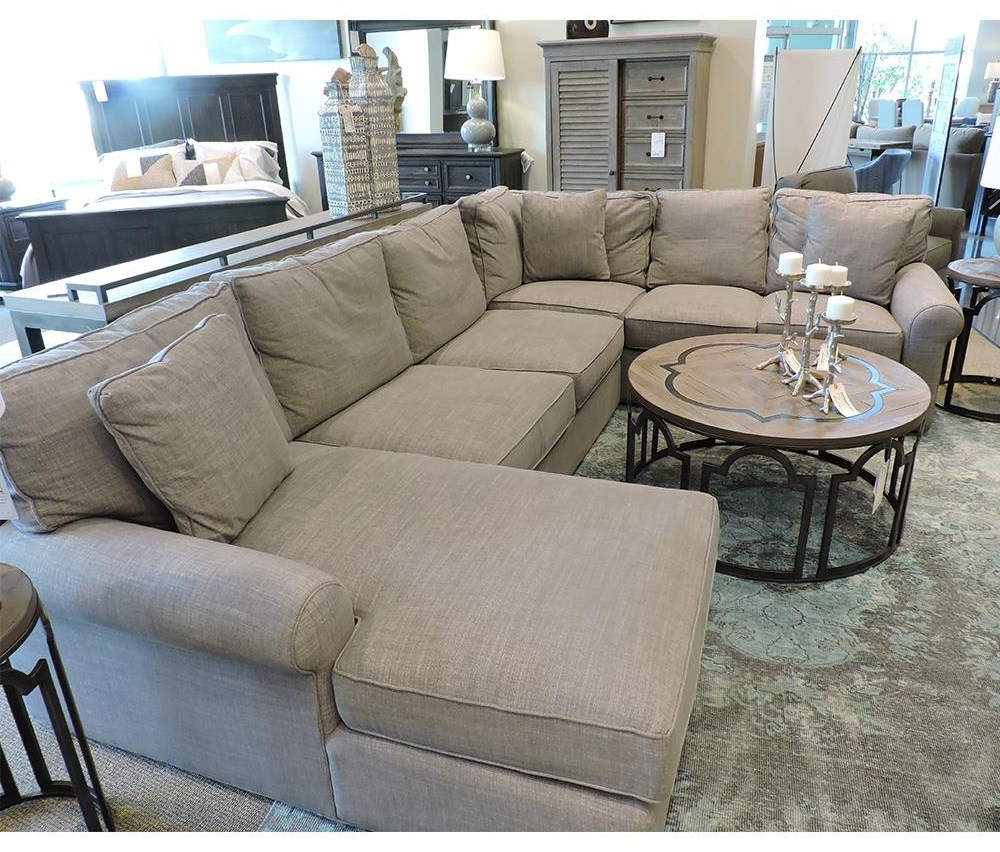 Bemodern Harris Sectional Sofa With Right Arm Facing In Newest Monet Right Facing Sectional Sofas (View 3 of 20)