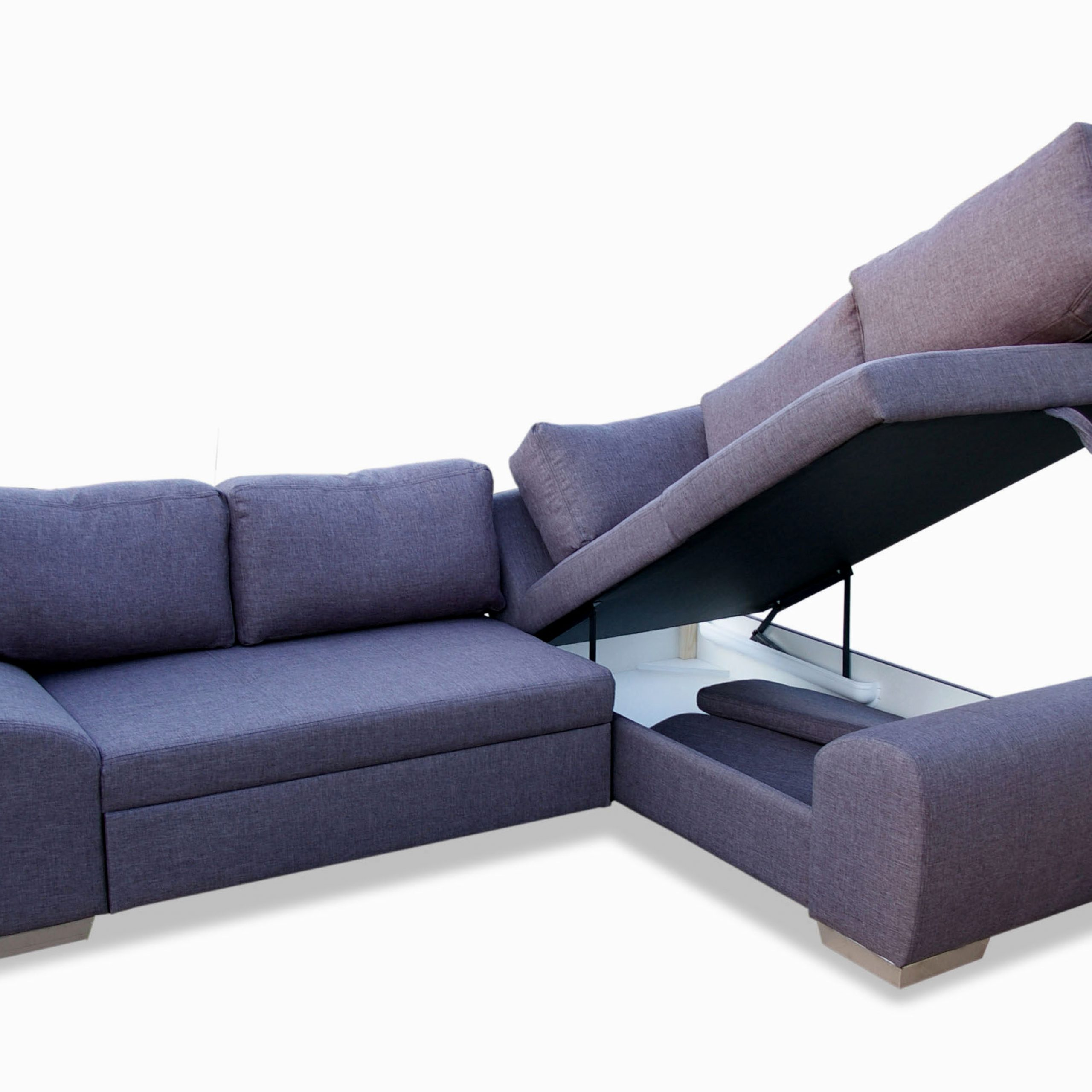 Best And Newest Beautiful Gray Leather Reclining Sofa Gallery – Modern Intended For Gray Sofas (View 17 of 20)