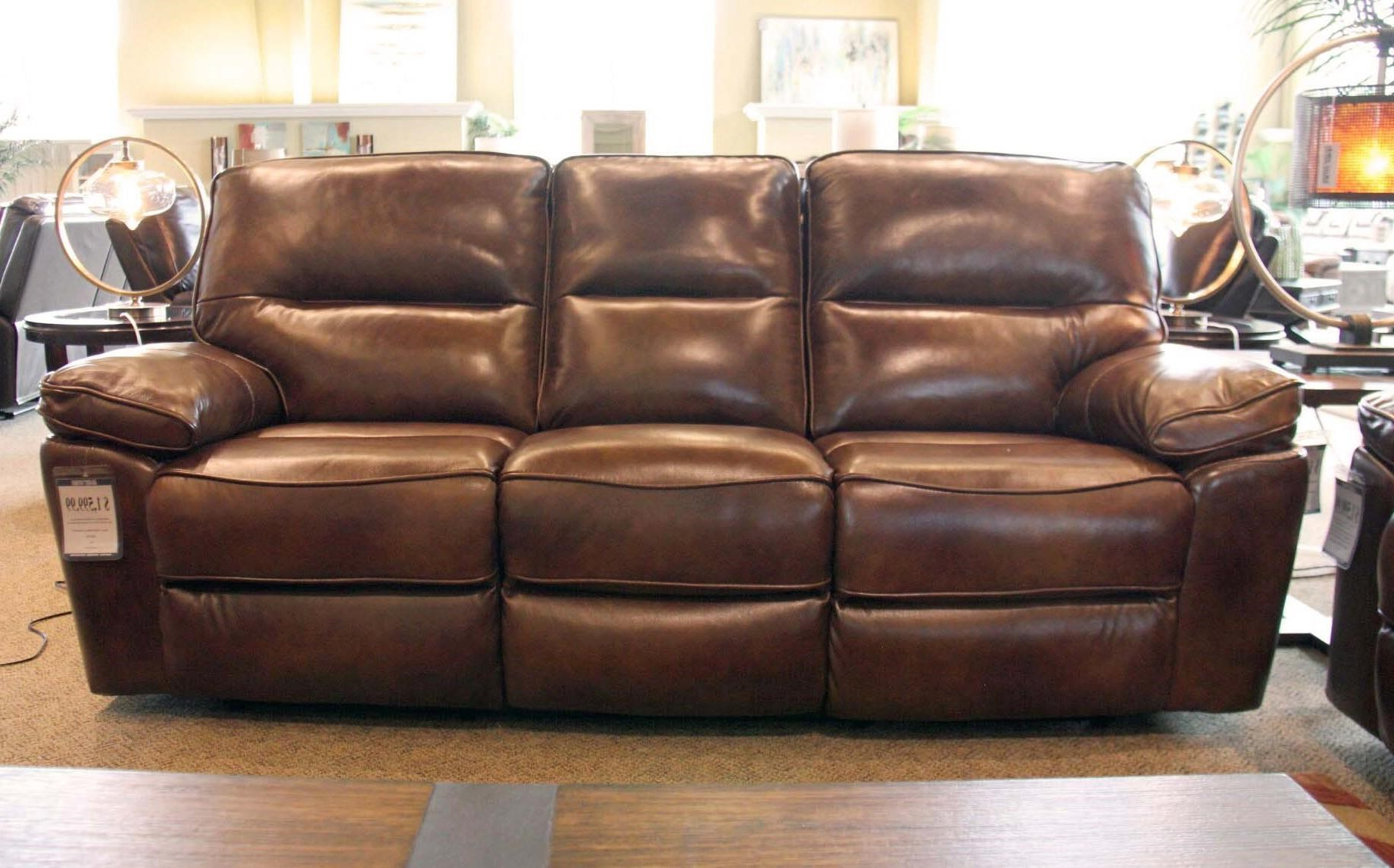 Best And Newest Cheers Montreal 5888 L3 2eh,4035 Dual Power Reclining Sofa Regarding Dual Power Reclining Sofas (View 11 of 20)
