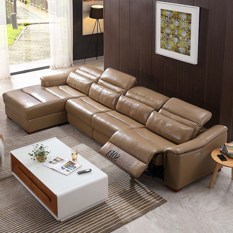 Best And Newest China Living Room Sectional L Shape Recliner Sofa Set Intended For Owego L Shaped Sectional Sofas (View 8 of 20)