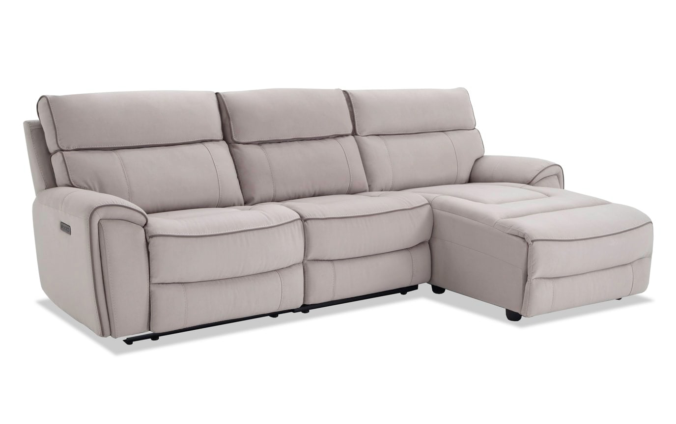 Best And Newest Contempo Power Reclining Sofas With Regard To Contempo 3 Piece Power Reclining Right Arm Facing (View 8 of 20)
