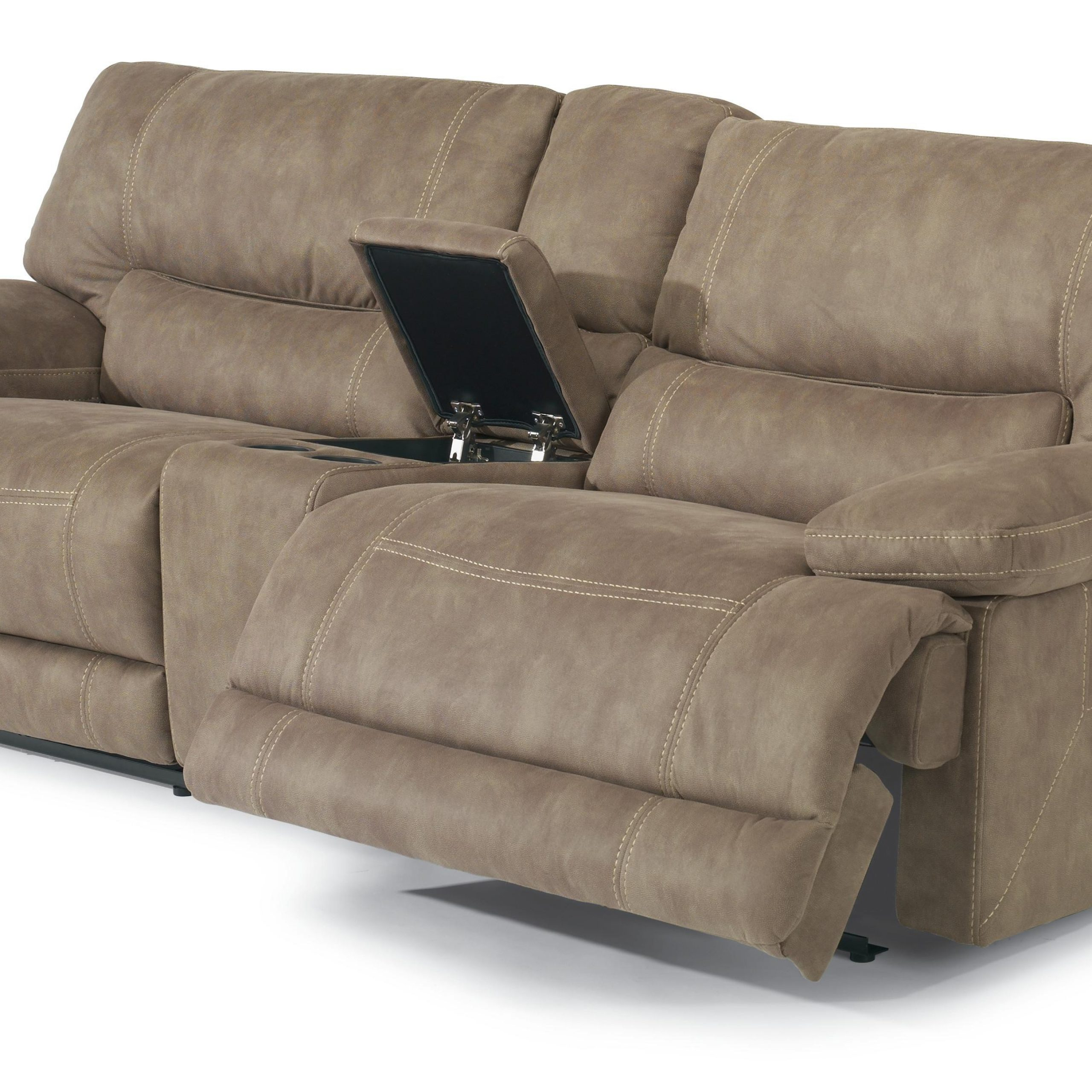 Best And Newest Flexsteel Latitudes – Delia Power Reclining Sectional Sofa For Power Reclining Sofas (View 8 of 20)