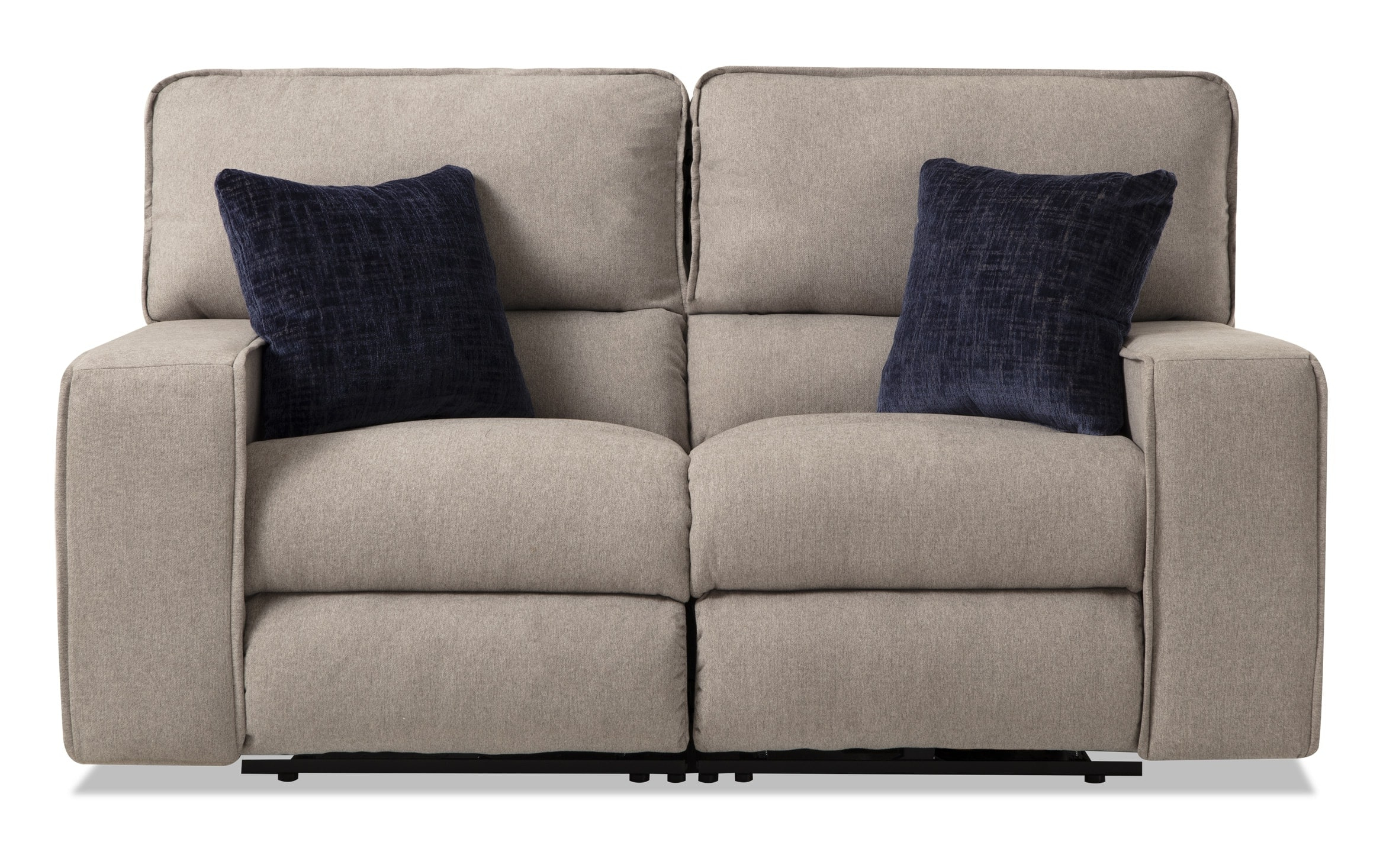 Bobs Furniture Reclining Sofas – Latest Sofa Pictures Regarding Most Current Trailblazer Gray Leather Power Reclining Sofas (View 10 of 20)