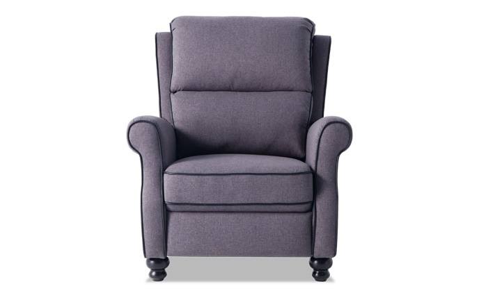 Bobs Inside Forte Gray Power Reclining Sofas (View 10 of 20)