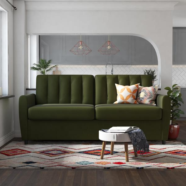 Brittany Sleeper Sofa – Queen (View 9 of 20)