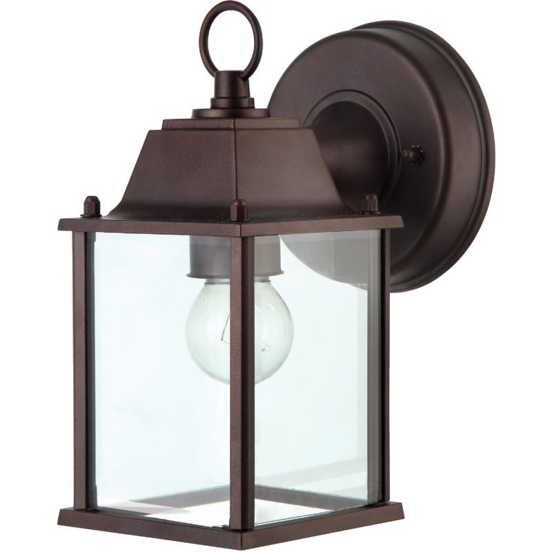 Buy Home Impressions Incandescent Lantern Outdoor Wall Throughout Current Brierly Oil Rubbed Bronze/black Outdoor Wall Lanterns (View 4 of 20)