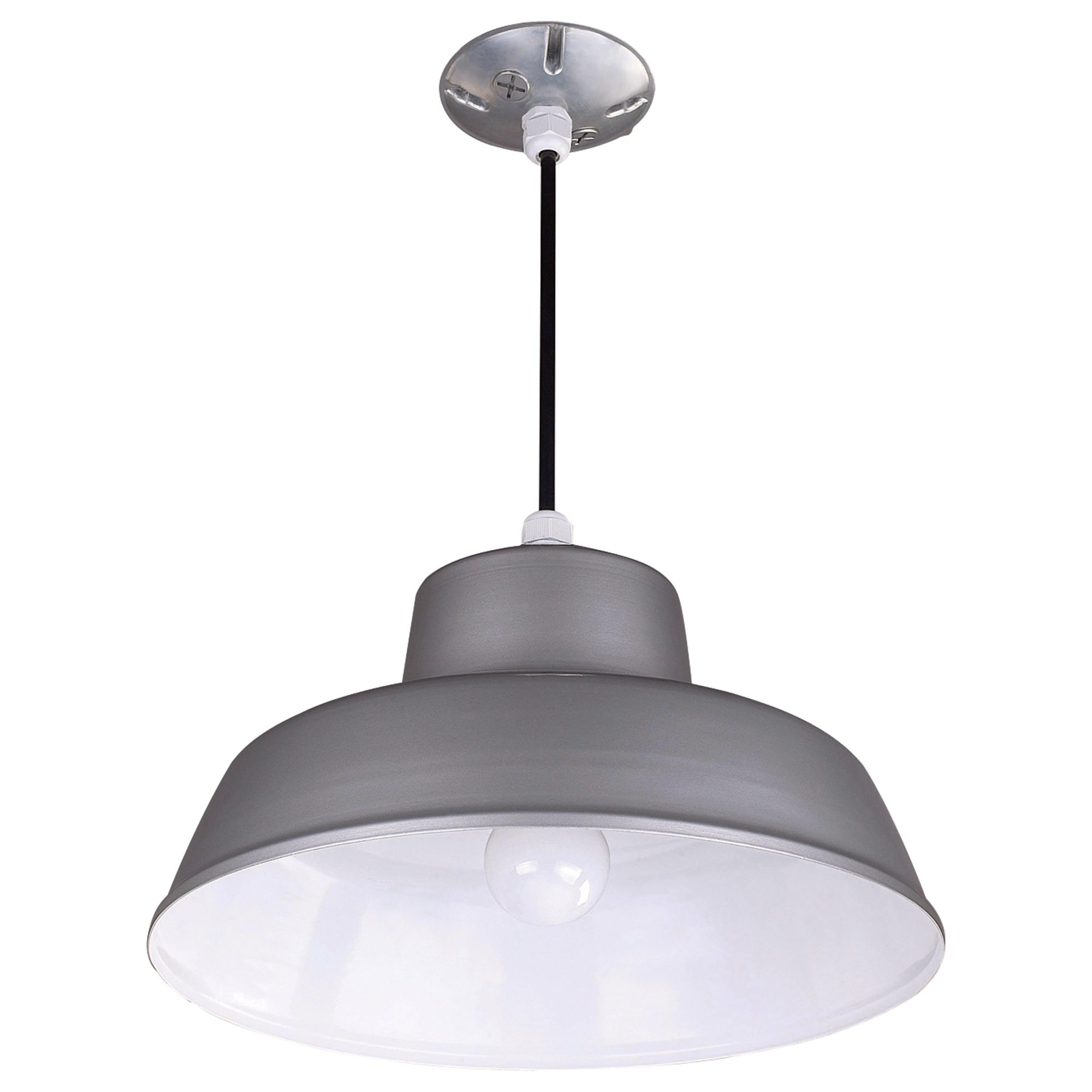 Canarm Hanging Ceiling Outdoor/indoor Barn Light — 14 3 Throughout Well Known Arryonna Outdoor Barn Lights (View 14 of 20)