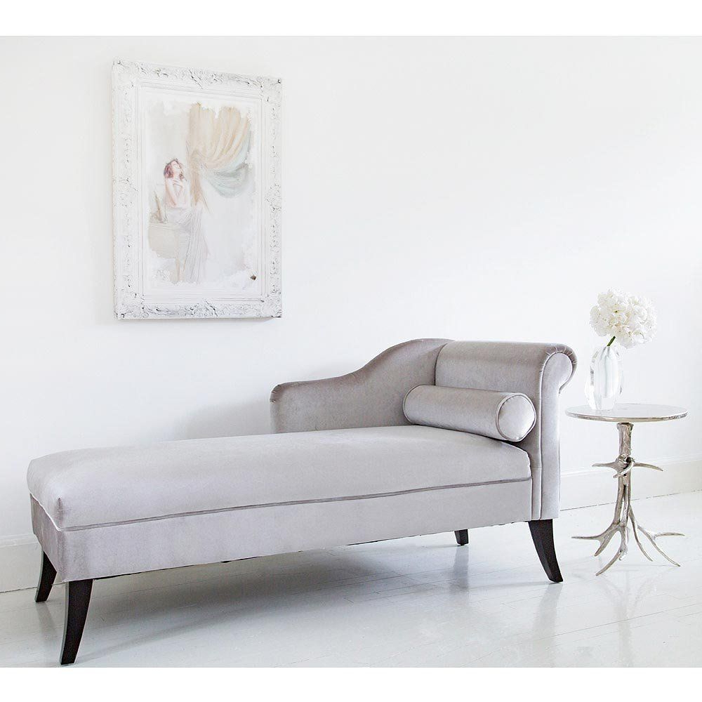 Chaise, French Bedroom, French (View 14 of 20)