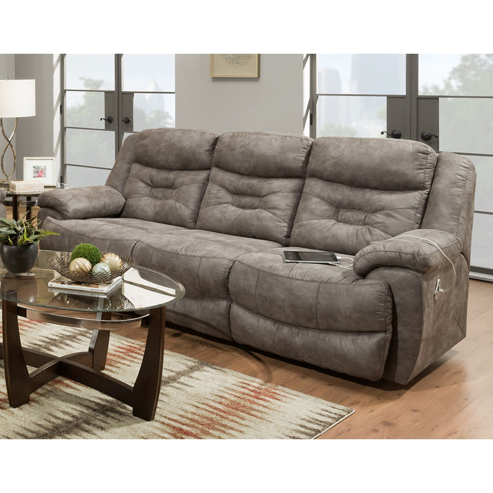 Charleston Triple Power Reclining Sofas For Most Popular Triple Reclining Sofa – Antidiler (View 4 of 20)