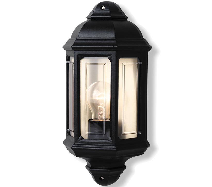 Ciotti Black Outdoor Wall Lanterns Inside 2019 Firstlight Villa Outdoor Wall Lantern, Die Cast Aluminium (View 12 of 20)