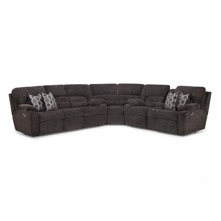 Colby Manual Reclining Sofas Intended For Recent 440 Brayden Sectional – Franklin Corporation (View 12 of 20)