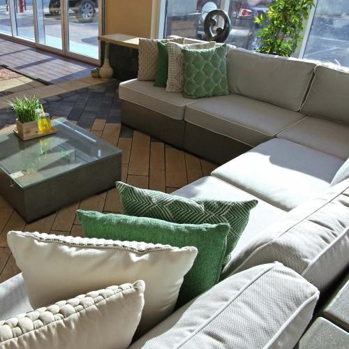 Concrete Sofa Cushion (seat) (View 10 of 20)