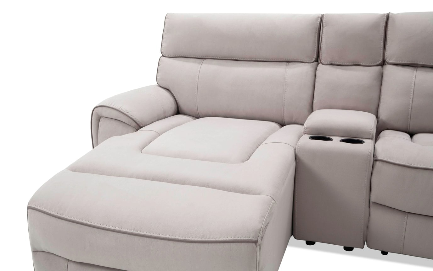 Contempo 6 Piece Power Reclining Left Arm Facing Sectional Throughout Favorite Contempo Power Reclining Sofas (View 7 of 20)