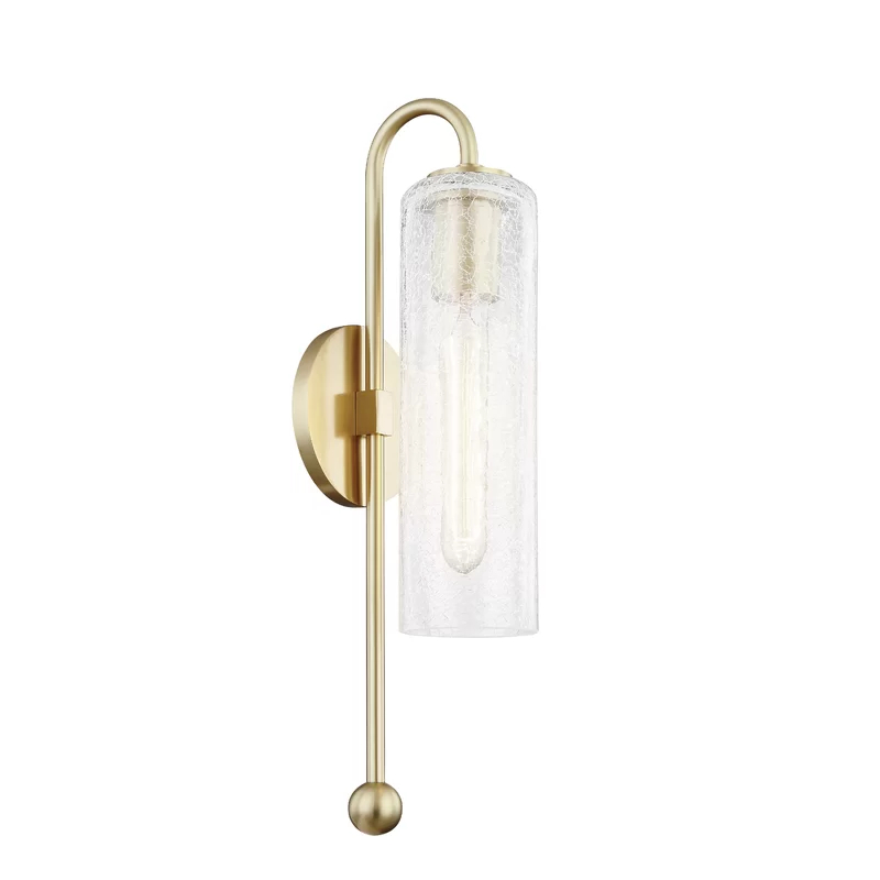 Contemporary Wall With Cantrall 8'' H Outdoor Armed Sconces (View 19 of 20)