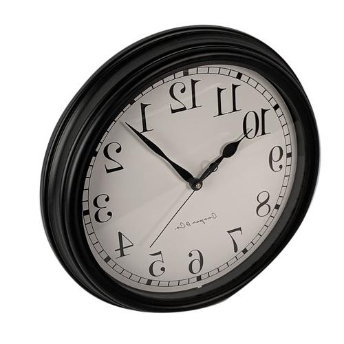 Cooper&cohomewares 40cm Antique Style Vera Wall Clock In 2019 Vera Outdoor Wall Lanterns (View 13 of 20)