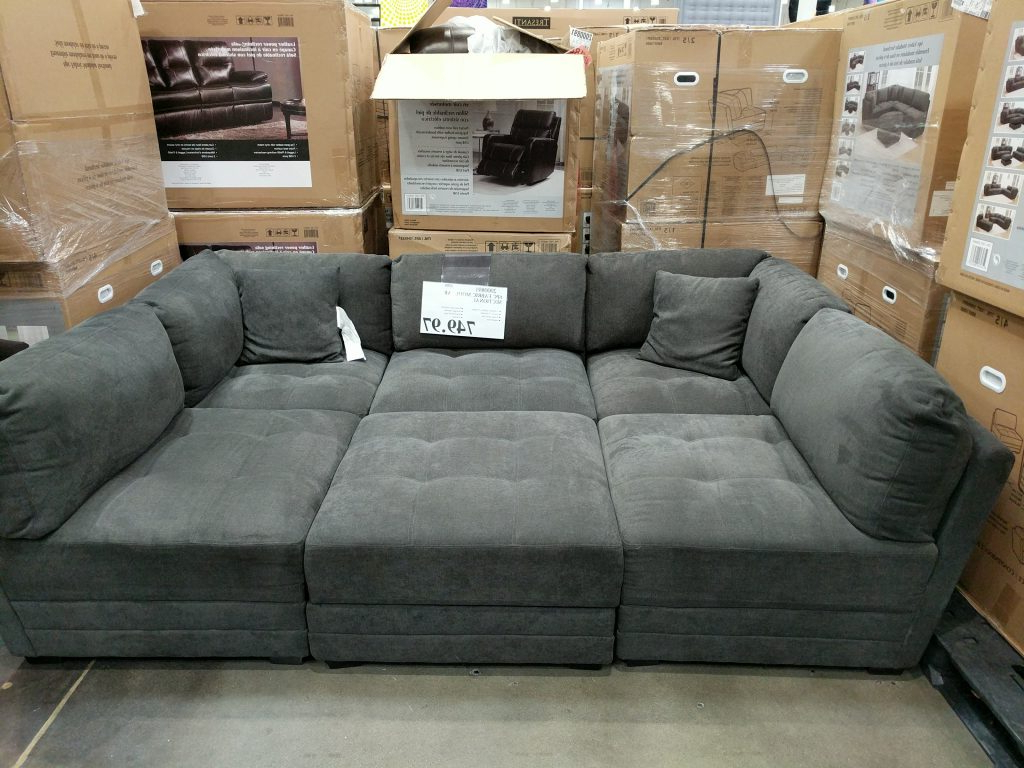 Costco97 Pertaining To Paul Modular Sectional Sofas Blue (View 20 of 20)