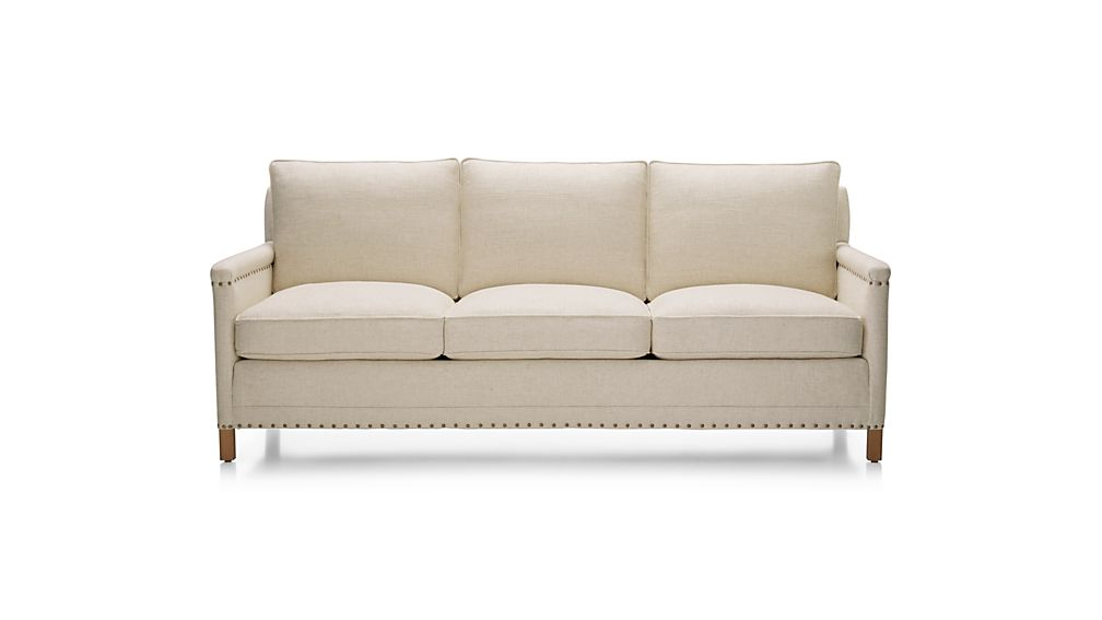 Crate And Barrel Throughout Latest Trevor Sofas (View 15 of 20)