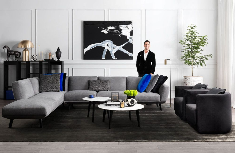 Cromwell Modular Sectional Sofas Pertaining To Newest King Living / The Room Project — Steve Cordony (View 18 of 20)