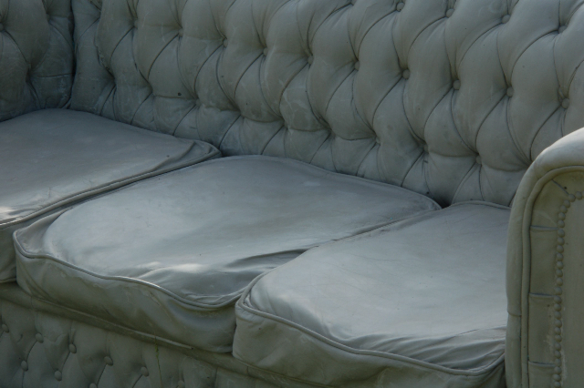 Current Calvin Concrete Gray Sofas Within Two Et Two: Concrete Sofa (View 5 of 20)