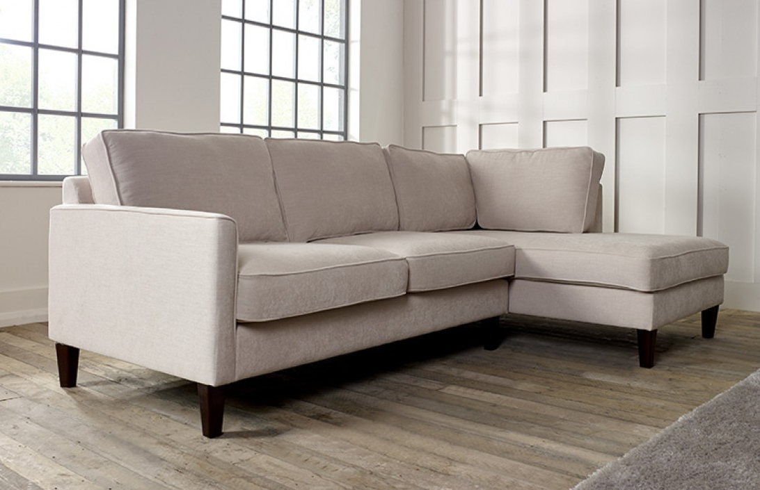 """Current Hadley Small Space Sectional Futon Sofas Inside Chaise Lounge Sofa Bed — Tom Adams Furniture From """"small (View 1 of 20)"""