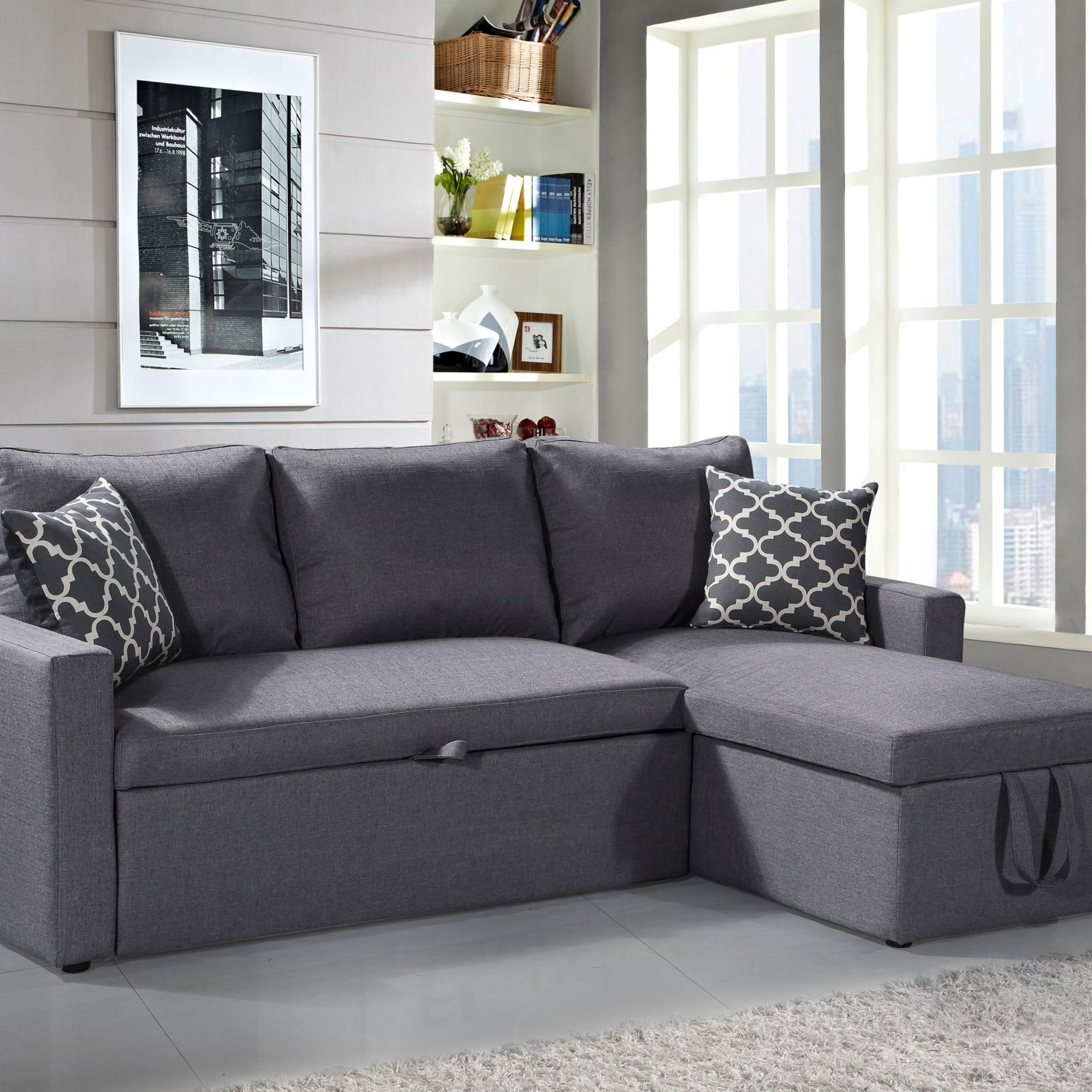 Current Live It Cozy Sectional Sofa Beds With Storage Inside Zara Sectional Sofa 3.in (View 19 of 20)