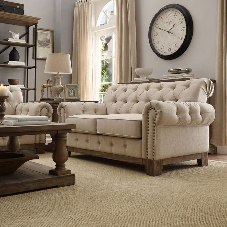 Current Overstock: Online Shopping – Bedding, Furniture Throughout Artisan Beige Sofas (View 9 of 20)