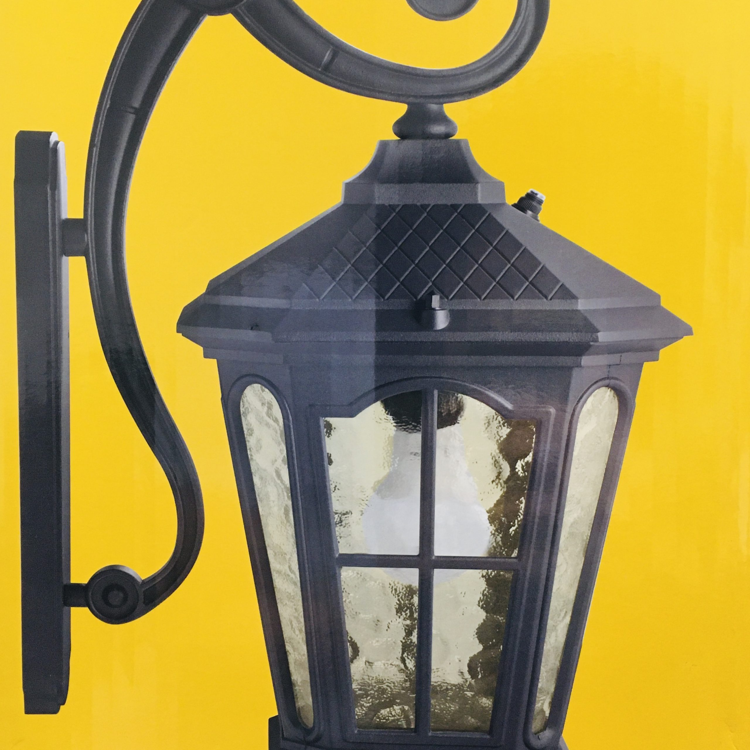 Featured Photo of Walland Black Outdoor Wall Lanterns