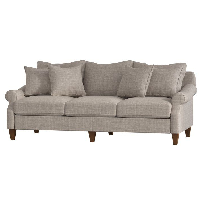 Current Wayfair – Online Home Store For Furniture, Decor Inside Harmon Roll Arm Sectional Sofas (View 18 of 20)