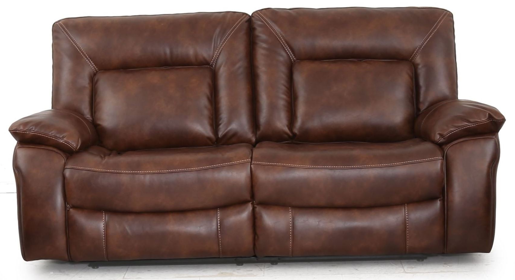 Dual Power Reclining Sofas Within Most Up To Date Linus Pecan Dual Power Reclining Sofa, Mlin 832p Pec (View 9 of 20)