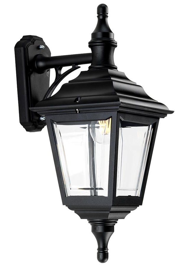 Elstead Kerry Corrosion Proof 1 Light Outdoor Wall Lantern For Famous Clarence Black Outdoor Wall Lanterns (View 18 of 20)