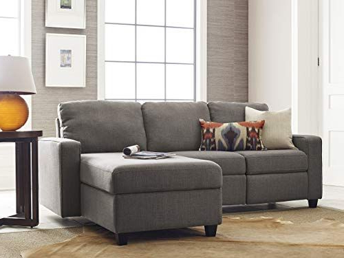 Enjoy Exclusive For Serta Palisades Reclining Sectional With Regard To Latest Palisades Reclining Sectional Sofas With Left Storage Chaise (View 3 of 20)